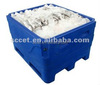 400L Insulated Plastic Containers,Insulated Plastic Box,Fish Containers