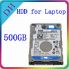 best sell internal hard disk drive lot 2.5inch 500gb hdd for laptop