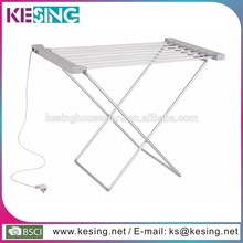 folding aluminim electric cabide stand
