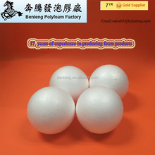 Most popular promotional Xmas styrofoam balls for holiday decoration