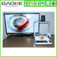 Hot Selling Class Presentation Real Time Display Desktop Audio System HD 720P VGA Visualizer For Conference Meeting Room
