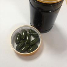 fish oil plus Natto plus ginkgo biloba softgel TGA GMP blood circulation regulation