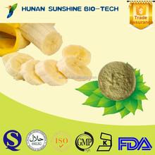 alibaba china supplier 100% natural Banana Powder as natural plant extract