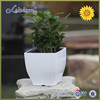 """Alibaba TOP 1 pot supplier"" christma ornament decoration Home garden small plastic flower pot"