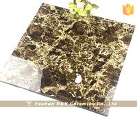 600x600mm Best Quality Ceramic Products,Emperador Dark Porcelain Tile