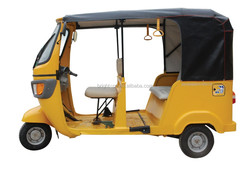 Best Seller 200cc Gasoline passenger Tricycle With Cheap Price