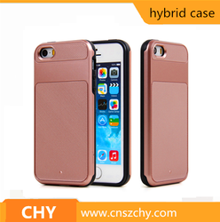 new arrival slim hybrid armor plastic silicone mobile phone case cover for iphone 4 4s
