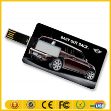 new products 2014 novelty custom usb business card,1gb~64gb promotional usb credit card, cooporate gift customized usb card