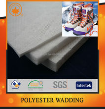 Thinsulate products polyester filler for shoes