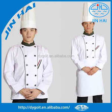 High quality chef coat uniform