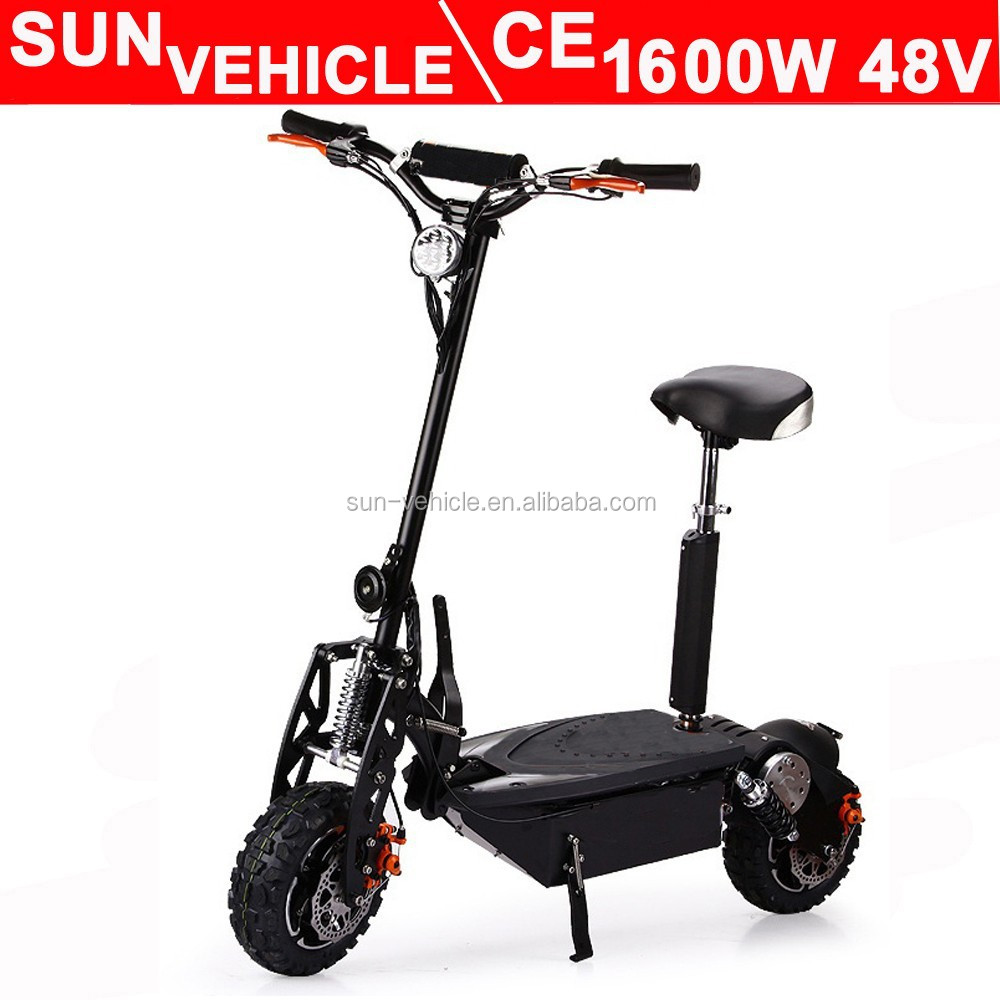 Brushless Motor Electric Scooter Adult Buy Scooter Bike