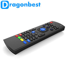 new arrival for air mouse! USB 2.4G wireless air fly mouse +keyboard combo for smart tv 2.4g air mouse