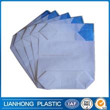 high quality PE/PP block bottom valve bag for fertilizer