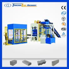 QT10-15 paver machine for road construction