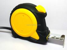 2015 New design measure tape,rubber injection measuring tape,tape measure