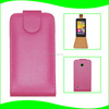 China Factory Wholesale Magnetic Long Closure Vertical Flip Flap Mobile Phone Case for Nokia Lumia 530 Cell Phone