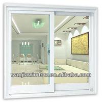 Sale PVC sliding windows low price
