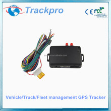 GPS tracker with fuel level sensor for oil tanks' fuel monitoring solution