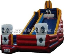 Children like inflatable slide big slides giant slide outside playground for kids Z3049