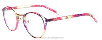 2014 latest design optical glasses round eyewear