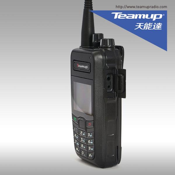 Novo Produto! Teamup intercom systerm rádio dmr digital walkie talkie sem fio de rádio em dois sentidos