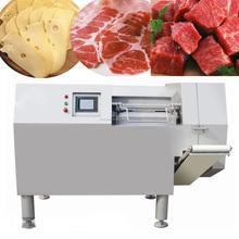 Fuente de la fábrica de pollo cortadora de carne cubo