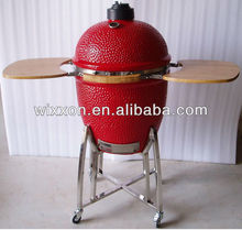 2013 all size of ceramic grill with cart and shelves