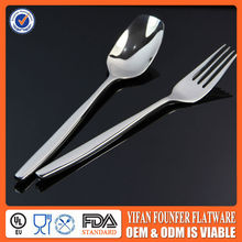 18/10 flatware, fork and knife set, spoons and knife for kitchen