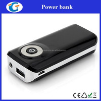 Mobile power battery charger powerbank 5600mah for cell phones