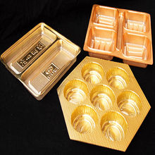 2014 New plastic products macarons blister tray