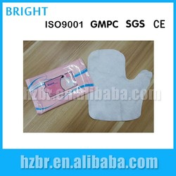 Factory Cheap Price Easy Cleaning Glove Wet Wipes