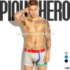 Roupas íntimas masculinas de algodão grosso com PREÇO BARATO boxers a venda por atacado roupa íntima masculina