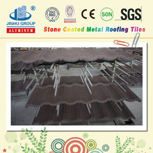 Light weight Stone coated roofing tiles-Metal Roof sheet -Aluminum Zinc Steel Roofing materials