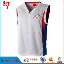 2015 Best custom made sublimated Basketball Uniform Design Men cheap wholesale basketball jersey design