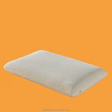 High quality shredded foam pillow bread shape foam pillow LS-S-021-A memory foam pillow