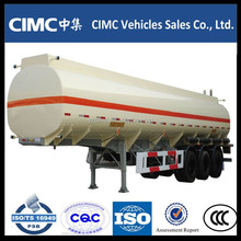 3 Axles 12 Wheels Carbon Steel 20000L to 80000L Diesel Oil Fuel Tank Trailer