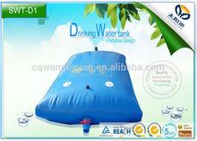 la presión de agua plegables tanque de reserva