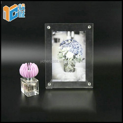 China New High Quality Advertising Single Sided Acrylic Poster Frame