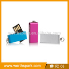bulk promocionais 2gb 4gb 8gb mini usb flash drive com logotipo personalizado