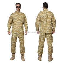 Wholesale Tiger Stripe military uniform suits Paintball Combat Army ACU BDU Clothes