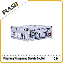 Popular High Quality Hot Sale Aluminum Box Custom Logo Brand Cosmetic Box & Case