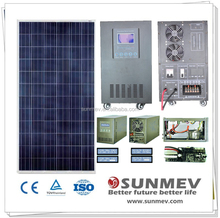 Top Quality Smart(Hybrid) solar panel power pv mounting system for ground installation