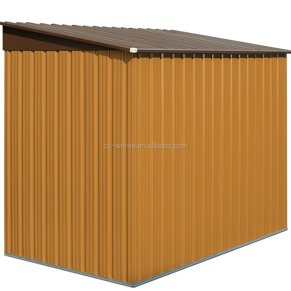 Outdoor durable metal garden shed buy durable steel for Durable sheds