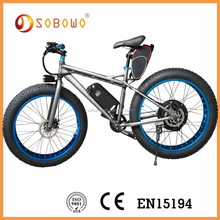 1500 watt fat tire electric road racing bike
