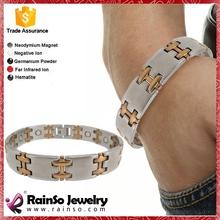 China Jewellery Company split silver necklace and bracelet set