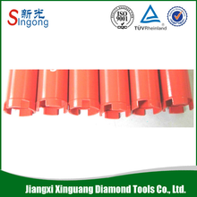 cheap diamod core drill bit segment sample