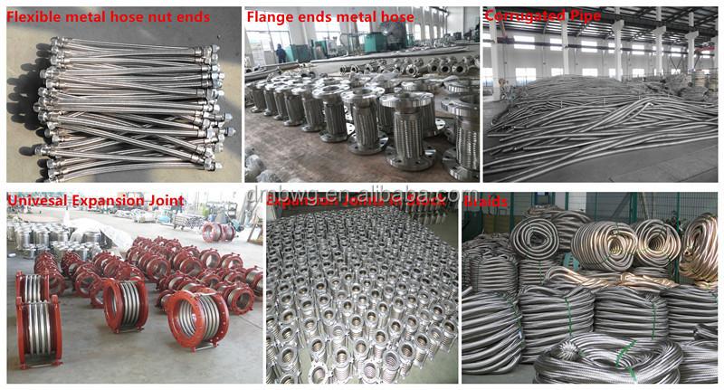 Metallic bellow expansion joint/ bellow compensator