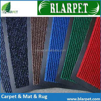 Modern hot-sale ribbed carpet thickness