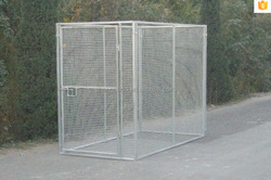 factory supplier heavy duty steel dog kennels cages