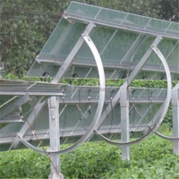 pv ground Solar Racking mounting brackets for panels Adjustable solar mounting